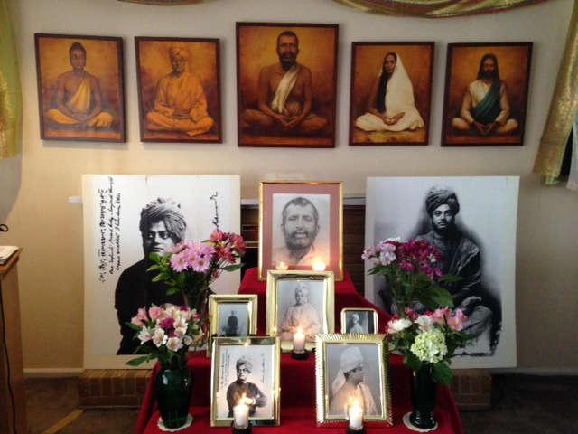 Vedanta Society of Kansas City - Swamiji birth anniversary celebration 2016
