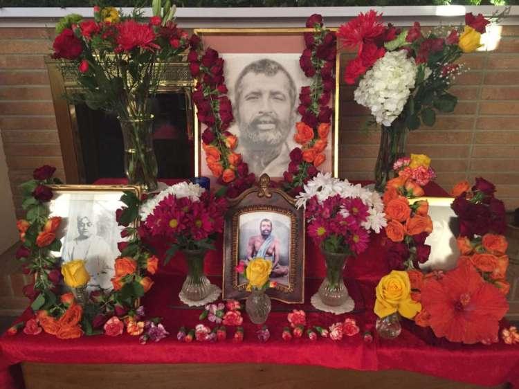 Vedanta Society of Kansas City - Holy Mother's Birth Anniversary 2017