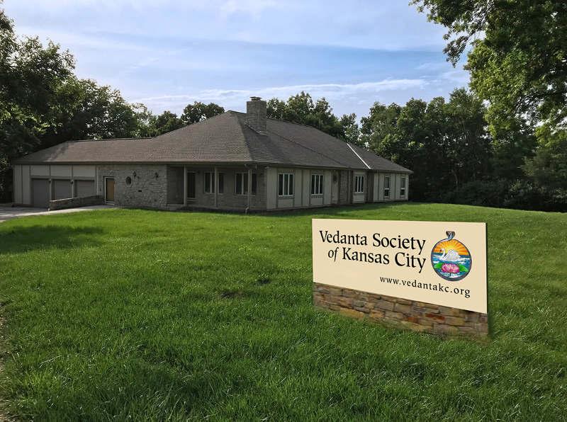 Future home of the Vedanta Society of Kansas City